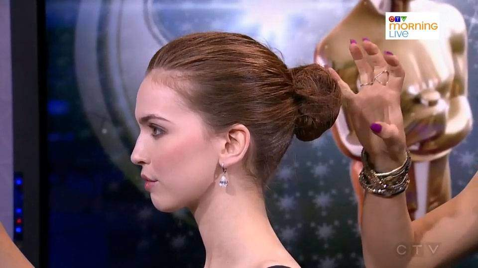 CTV Calgary: Oscar Hair