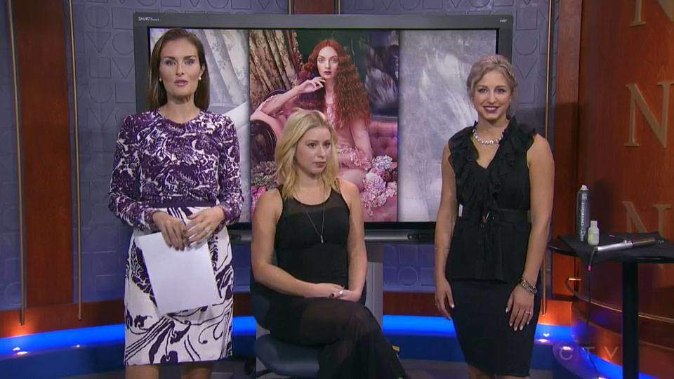CTV Calgary: Fall Hair Trends