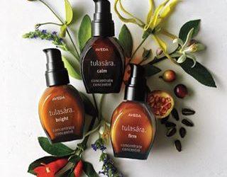 Tulasara- The Evolution of Aveda Skin Care